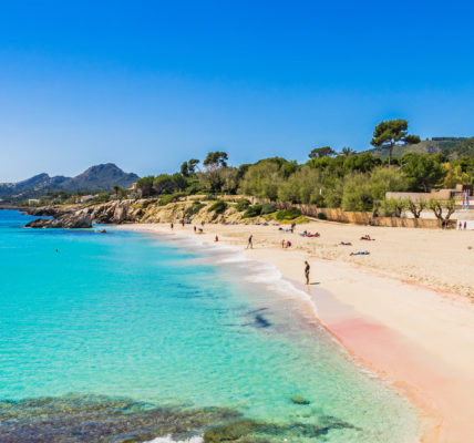 Krajobraz Balearów