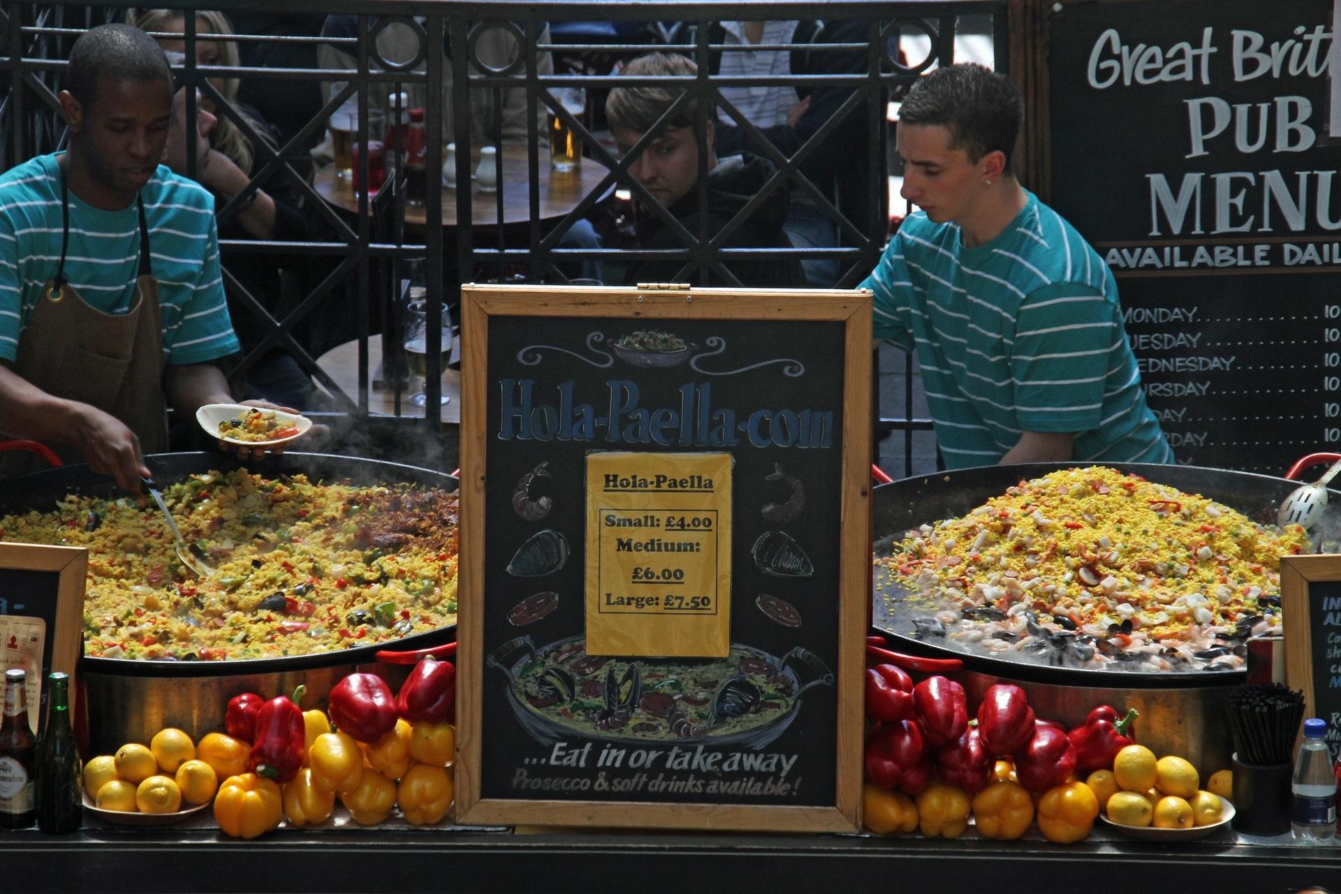 Kuchnia Hiszpanii