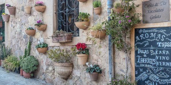 Restauracja na Majorce