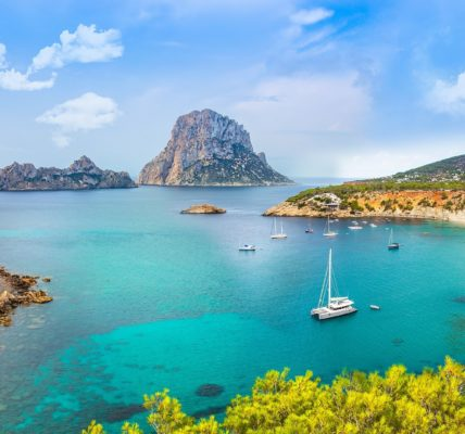 Wybrzeże Wyspy Ibiza