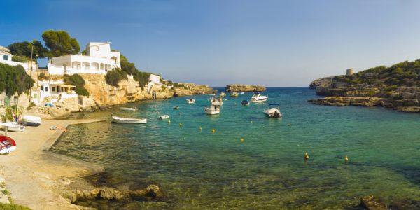 Minorka - wyspa na Balearach